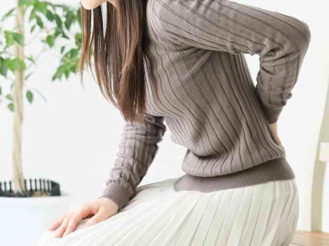 腰痛の80%は筋肉のロックが原因です